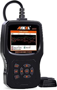 Ancel AD530 Vehicle OBD2 Scanner Car Code Reader Diagnostic Scan Tool