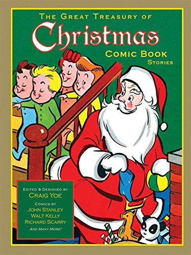 Christmas Comics - The Great Treasury of Christmas Comic Book Stories