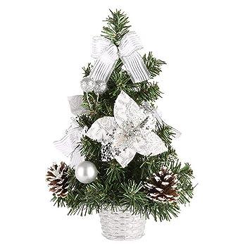 Künstlich Weihnachtsbaum.Künstlich Weihnachtsbaum Mini Weihnachtsbaum Tisch Deko Tannenbaum Grün Pvc Künstlich Kiefer Weihnachten Geschenk Party Festival Dekoration Für