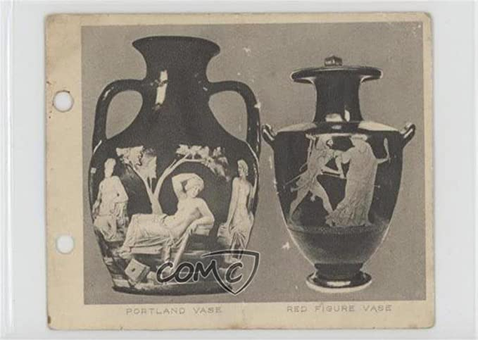 The Portland Vase Ungraded Comc Good To Vg Ex Trading Card 1927