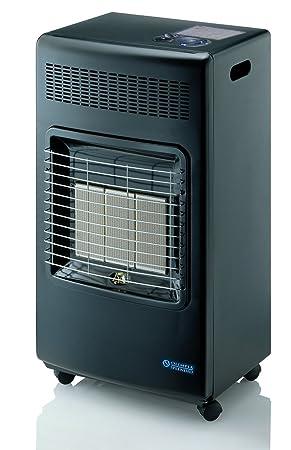 Olimpia Splendid 99795 Negro 4200W Radiador/ventilador - Calefactor (Radiador/ventilador, Halógeno