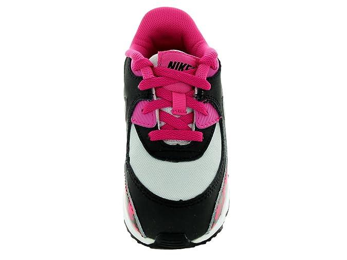Kids Nike AIR MAX 90 ULTRA SE (GS) Pr PltnmMtllc Slvr Wlf