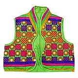 Peegli Women Banjara Jacket Rajasthani Choli Kutch Embroidered Indian New Koti
