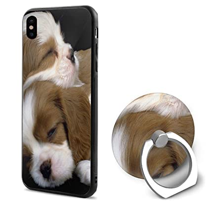 Amazon.com: Phone X Case Cavalier King Charles Spaniel ...