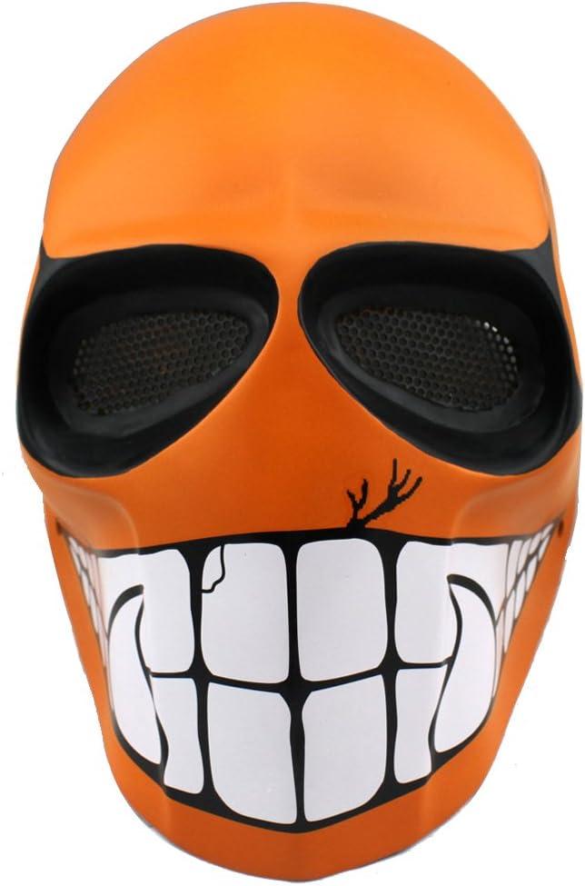 Diseño de la naranja mecánica Smile disfraz de las máscaras de ...
