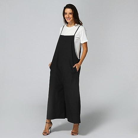 Luckycat Pantalones de chándal sin Mangas de Mujer Pantalones de chándal de Oveja sin Mangas: Amazon.es: Ropa y accesorios