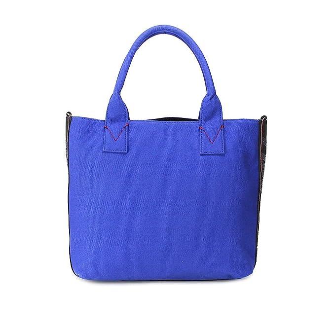 Pinko 1H20DS-Y4C9 Borsa Donna Blue PZ  PINKO  Amazon.it  Abbigliamento e937befa246