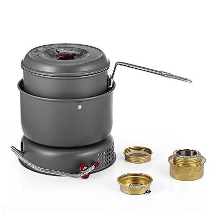 Doble Uso Alcohol quemador estufa de gas Camping calentador de cocina de estufa fuego arranque encendedor