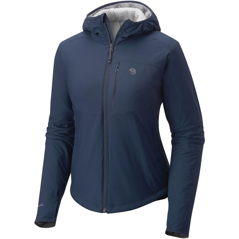 マウンテンハードウェア アウター ジャケットブルゾン Skypoint Hooded Jacket Women's Zinc gug [並行輸入品] B075K4XXXG M