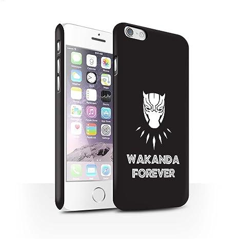 coque iphone 7 plus wakanda