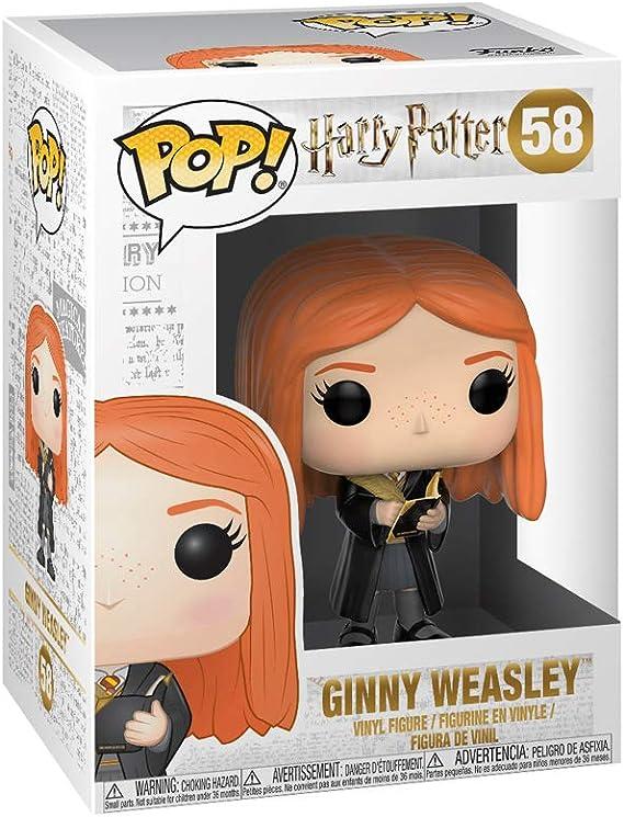 Funko Pop Vinyl Figure Harry Potter Ginny Weasley With Diary #58 BNIB