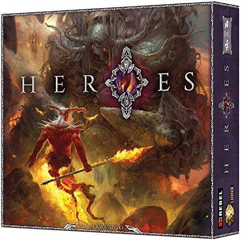 REBEL Sp. z o.o. REB00334 Heroes Children Game