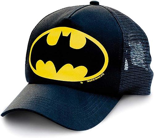 Logoshirt Gorra Batman Logotipo - DC Comics - Visera Batman Logo ...