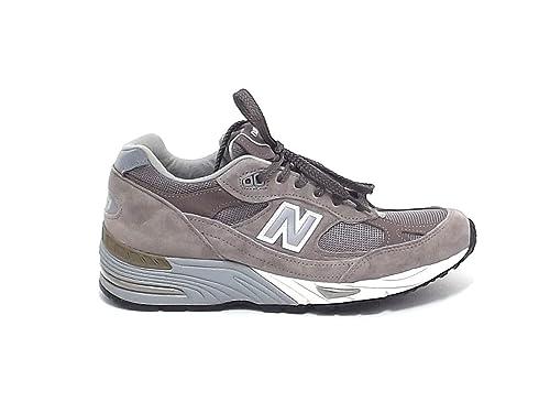 NEW BALANCE M991EFS sneaker unisex in camoscio