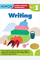 Grade 1 Writing (Kumon Writing Workbooks) Paperback