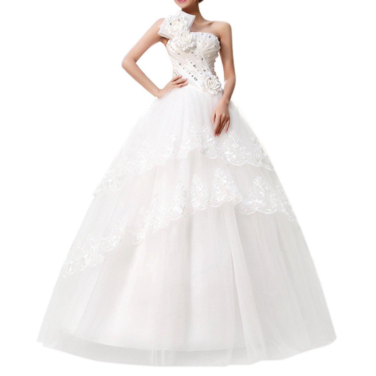 f493f668cf2e0 2015 nouveau Robe mariée Robe de mariage femme blanc élégante dentelle à  dos nu avec des