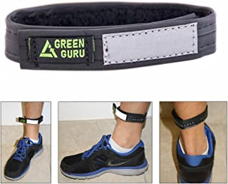 product image for Green Guru Recycled Bike Ankle Strap Arm Band Leg Reflective Safety Motorcycle !