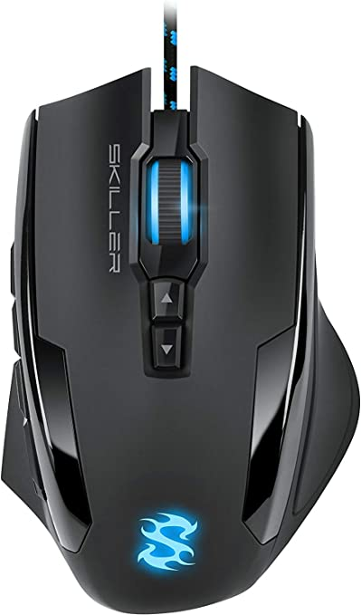 Sharkoon Skiller Sgm1 Gaming Mouse With Macro Buttons Computers Accessories