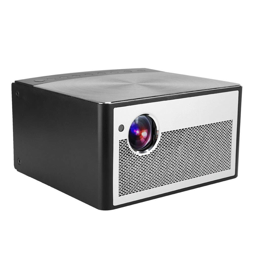 Wendry Mini proyector, 3D HD 1080P DLP Hogar al Aire Libre Mini ...