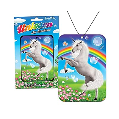 Archie McPhee Unicorn Air Freshener: Automotive