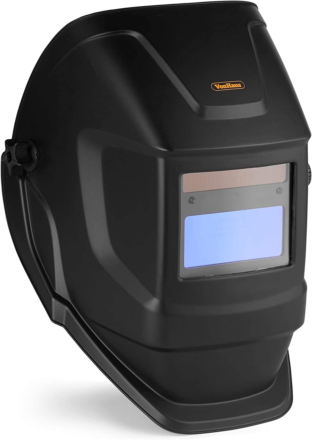 Vonhaus Welding Mask Auto Darkening Helmet With Replaceable Lens Shade Filter Sensors And Long Life Solar Assist Battery Optical Class 1 1 1 2 Amazon Co Uk Diy Tools
