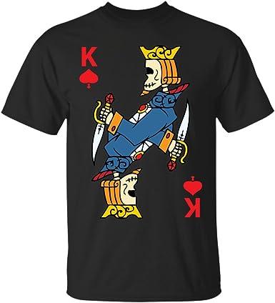 INC Skull King TEE Black-Medium
