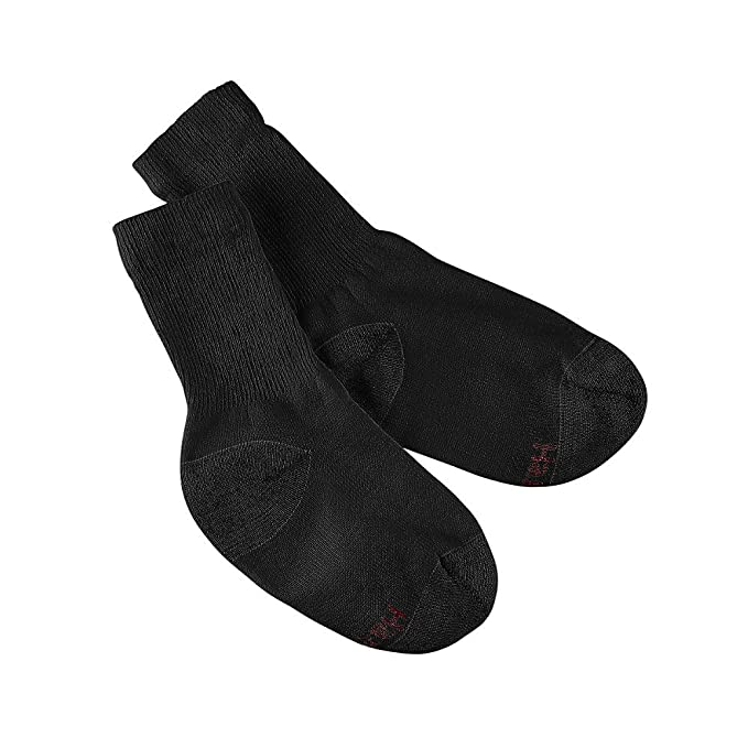 642f114477f Image Unavailable. Image not available for. Color  Hanes Boys Crew EZ Sort  Socks 10-Pack ...