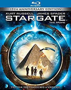 Stargate 15Th Anniversary Edition [Blu-ray]
