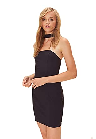 55db767f1280 Privacy Please Rhonda Dress in Black at Amazon Women s Clothing store