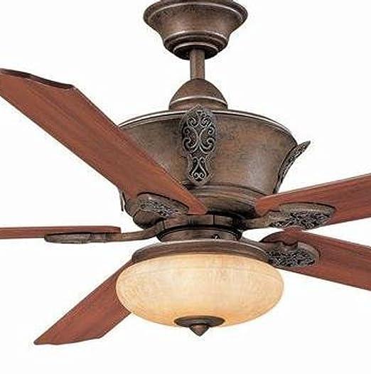 Hampton bay enchantment 68 banci bronze ceiling fan w light kit hampton bay enchantment 68 banci bronze ceiling fan w light kit remote control ceiling fans amazon aloadofball Images