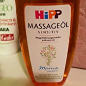 HiPP Mamasanft Massage-Öl, 2er Pack (2 x 100 ml): Amazon