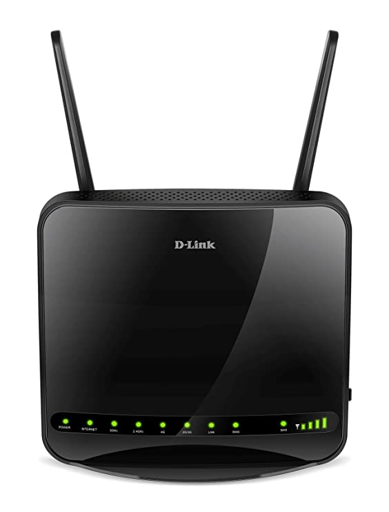 D-Link DWR-953 Wireless AC1200 4G LTE Multi‑WAN Router