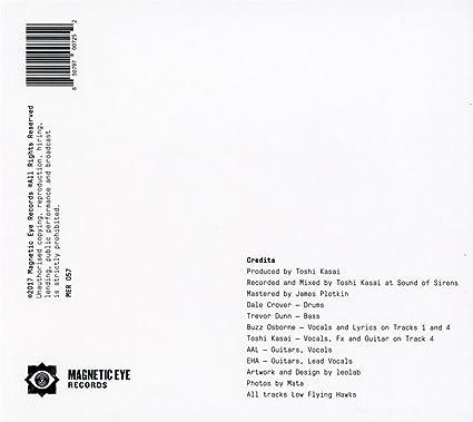 Low Flying Hawks - Genkaku - Amazon.com Music