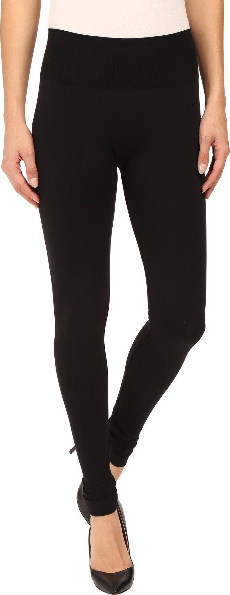 Wolford Women's Perfect Fit Leggings Black Pants SM