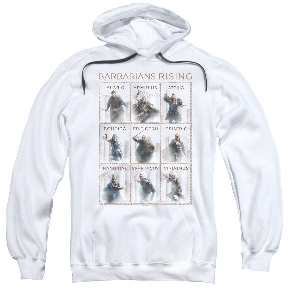 Barbarians Rising - - Der Hoodie mit neun Pullovern für Männer