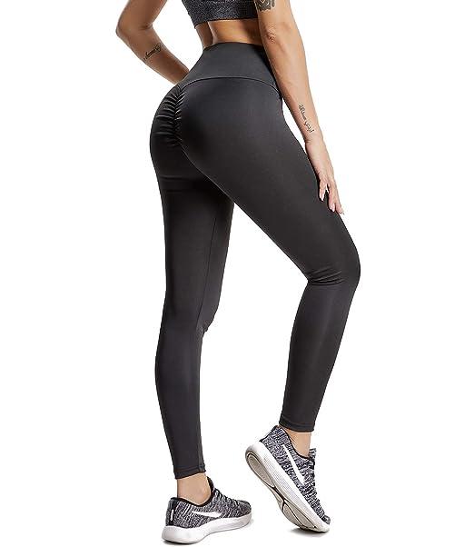 Amazon.com: Pantalones de yoga para mujer CFR 2018 sexy con ...