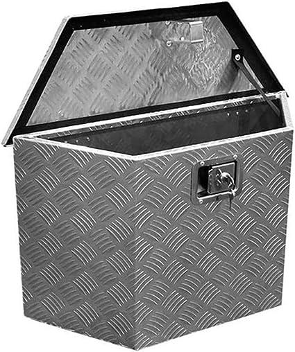 Aluminio Caja de herramientas/caja de transporte, tamaño aprox. 780/380 x 240 x 420 mm: Amazon.es: Coche y moto