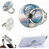Universal Phone Ring Mount,New Arrival Ring Holder Kickstand Bling Ring Mount Reusable Smartphone Grip for iPhone Samgsung Galaxy S5 S6 S7 S8 Note 5 Ipad Sony LG Google and Other Tablets-Dream-2