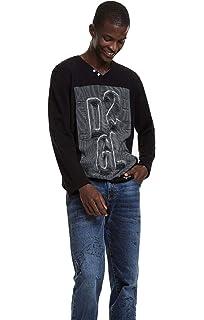 Desigual - Camiseta Ezequiel: Amazon.es: Ropa y accesorios