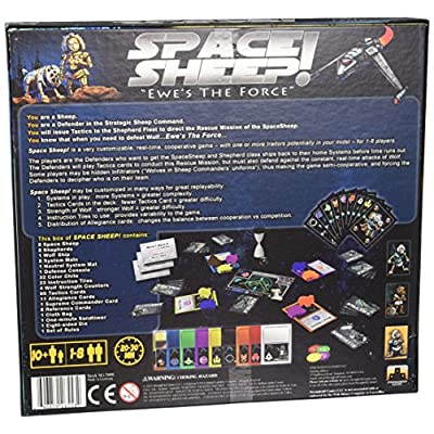 Space Sheep: Toys & Games