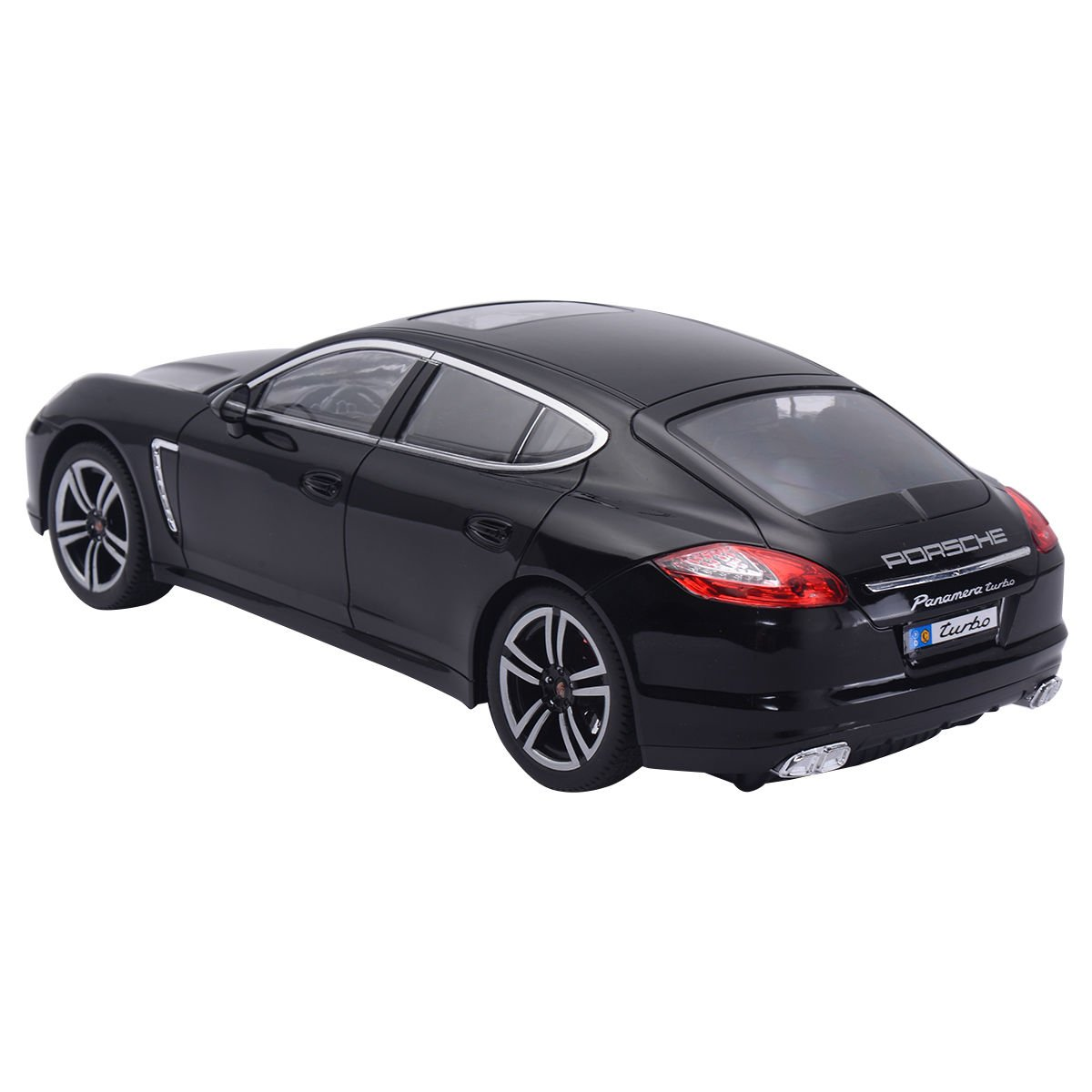 Amazon.com: Costzon 1:14 Porsche Panamera Licensed Electric Radio Remote Control RC Car w/Lights New: Toys & Games