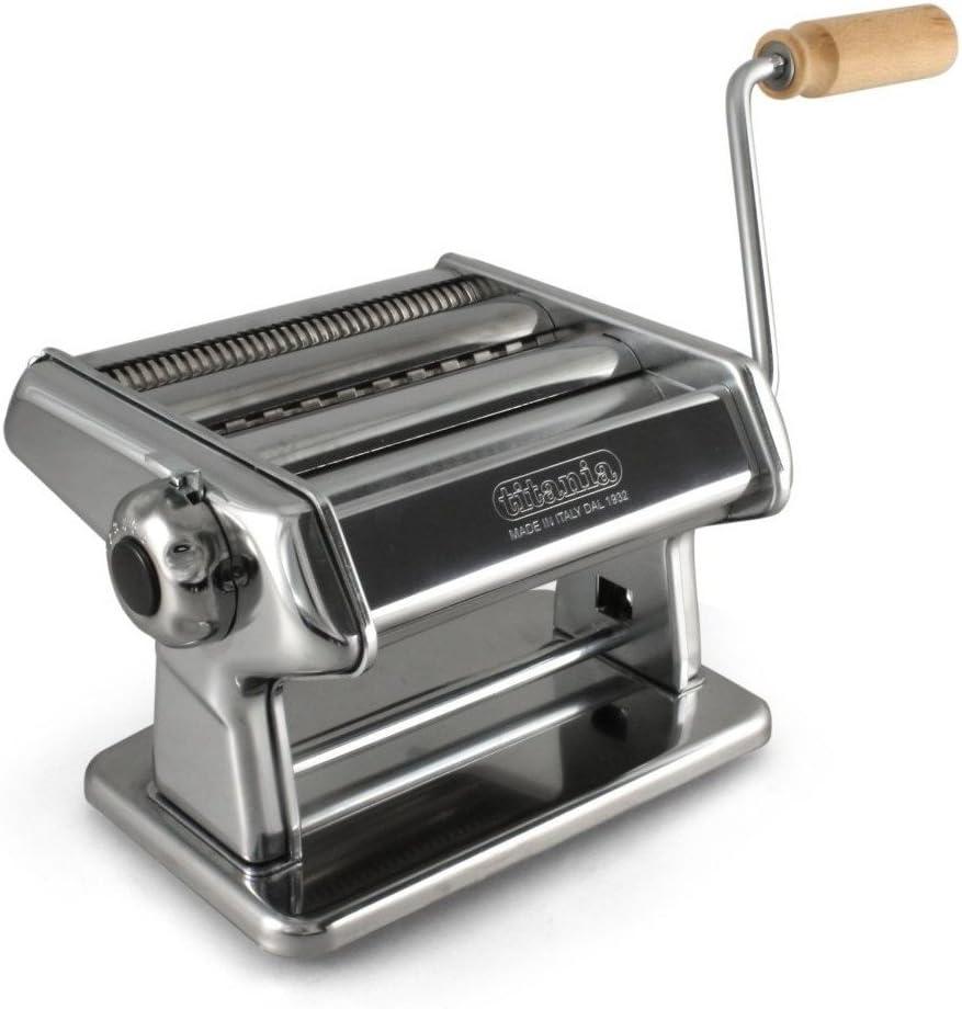 G S D Haushaltsgeräte Imperia - Máquina para Hacer Pasta New Titania