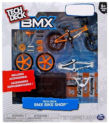 Tech Deck BMX Bike Shop Sunday