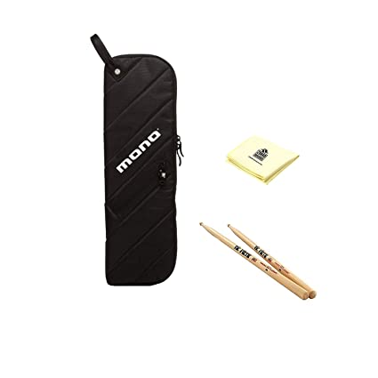 Mono M80-SS-BLK-U Shinjuku Stick Bag Drumstick Case in Black with