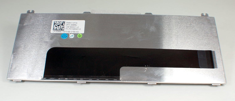 New G959J Genuine OEM DELL Inspiron Mini 12 1210 Laptop 83 Key LATIN-SPANISH Keyboard Notebook Espanol Teclado PK1305G01V0//G01J0SP Replacement Single-Pointing Kybd V091302AK1 Non-Backlit K135J G8VW8