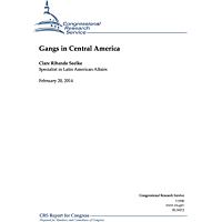 Gangs in Central America (English Edition)