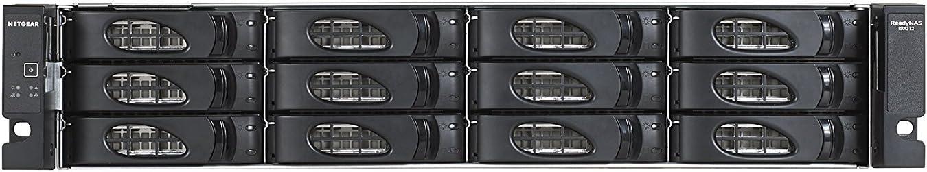 Electronics Computers & Accessories Netgear ReadyNAS 1U 12-Bay ...