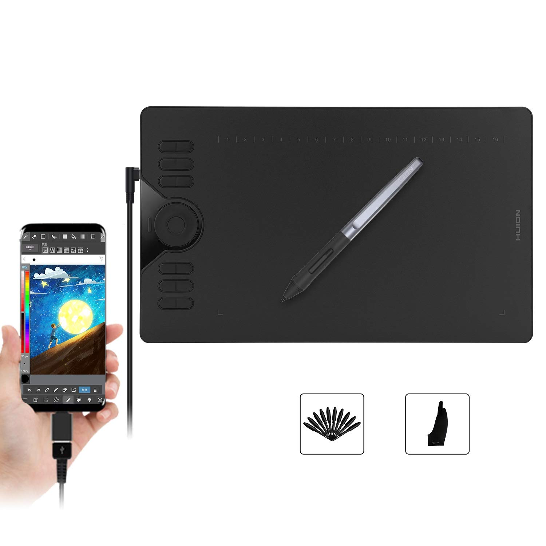 Tableta Digitalizadora Huion Hs610 33x20.3cm 8192 Np