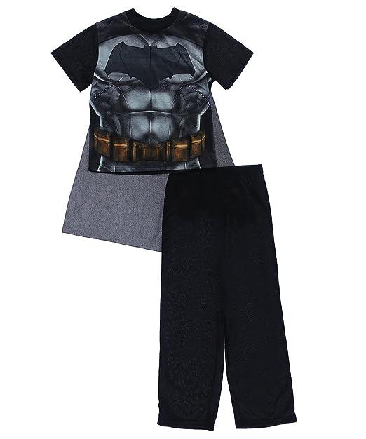 c7c9c3ac41 Amazon.com  DC Comics Boys 4-110 Batman v Superman Pajama Set With ...