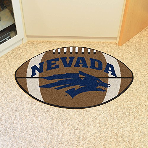 Fan Mats 1001 UNR - University of Nevada, Reno Wolf Pack 20.5
